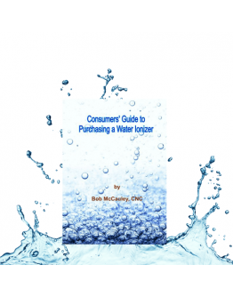 BOOK - CONSUMER'S GUIDE TO PURCHASING A WATER IONIZER