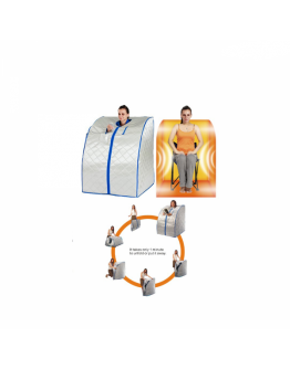 PORTABLE FAR INFRARED SAUNA