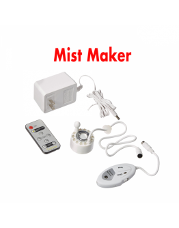 ULTRASONIC MIST MAKER (with LED lights)