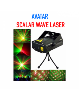 AVATAR SCALAR WAVE LASER