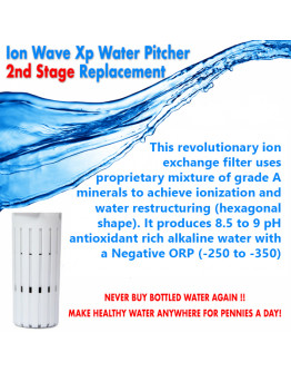 ION WAVE XP: STAGE 2 FILTER