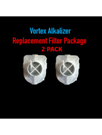 VORTEX ALKALIZER (2 Replacement Filters)