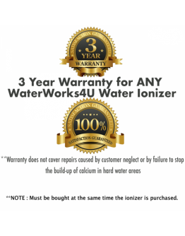WATER IONIZER (3 YEAR WARRANTY)