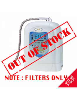 AQUARIUS REJUVENATOR WATER IONIZER (Filters Only)